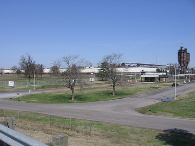 Goodyear plant in Union City, TN - closing at the end of the year.